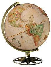 Replogle Compass Rose 12 Inch Desktop World Globe