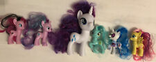 Gorgeous My Little Pony Bundle Of 6 All Good Clean Condition! Ideal Christmas!