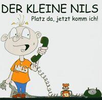 """DER KLEINE NILS """"PLATZ DA JETZT KOMM ICH"""" CD NEUWARE!!!"""