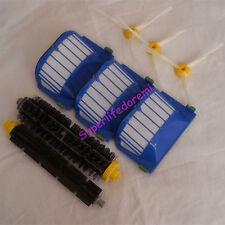 Bristile Beater side brush filter for iRobot Roomba Aerovac 600 620 630 650 660