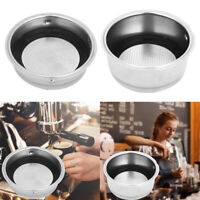 51mm Coffee Machines Pressurized Cup Filter Powder Basket Office Coffee Tool