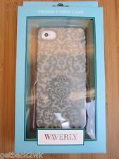 NEW Waverly iPhone 5/5S Hard SNAP Case Cover Single Piece Duncan