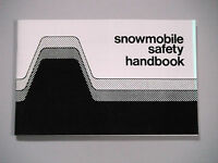 1976-1982 Vintage Arctic Cat Snowmobile Safety Handbook