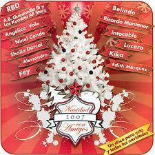 Navidad Con Amigos CD