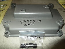 Genuine Kohler Cast Iron Oil Pan, K301 K341  7-755-11-S,       KB52 S6