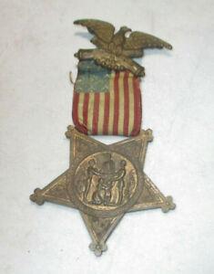 GAR Veterans Medal Numbered V10745