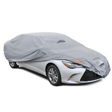 Infinity-Layer Car Cover 100% Waterproof 100% UV/Heat Protection 100% Breathable