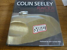 COLIN SEELEY, RACER AND THE REST, MOTOR BIKE BOOK