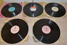 OLD Gramophone record Vinyl SOVIET USSR 5