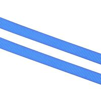 10 m Ripsband 10mm Webband Borte Zierband Nähen Scrapbooking Blau BEST C247