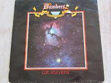 Cat Stevens - Numbers -  LP/Vinyl Deutschland 1975 - Island 89 680 GT