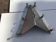 Stainless Steel Delta Anchor Deck Mount