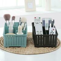 Multifunction Storage Organizer Basket Makeup Holder Desktop Sundries Bathr A1V3