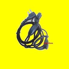 Headset Earpiece Earphone Mic Clip für ICOM IC- V8 V80 V80E V82 V85 F4002 F4003