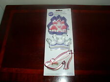 "WILTON ""Principessa"" Cookie Cutter Set"