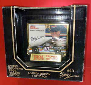 1994 Bobby Hamilton #40 Kendall 1/64 Racing Champions Premier 0095949018001