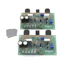 Assembled A-30 Pure Class A high-current FET Amplifier (2 channle) 30W+30W