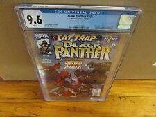 Black Panther #23  Regular Cover  Deadpool & Avengers  CGC 9.6  NEW CASE