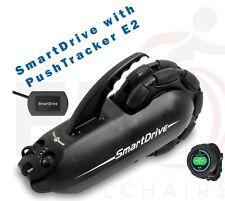 Permobil Max Mobility SmartDrive MX2+ PushTracker E2 Power Assist