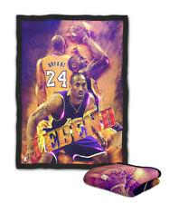 Kobe Bryant NBA Legends Blanket ( KIDS / MEDIUM / LARGE )