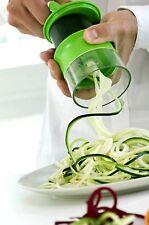 Cortador de verduras en espiral. Ensaladas y guarniciones más creativas