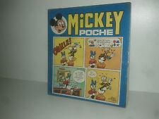 MICKEY POCHE MENSUEL n° 27  WALT DISNEY 1976