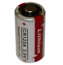 Pyronix reemplazo CR123A Batería de litio 3V para detectores & Humo/contacto