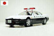 Honda NSX Automatic (1990) Police of Japan Scale 1 43 DeAgostini Diecast model