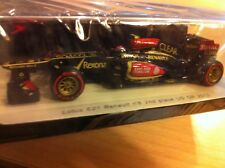 LOTUS RENAULT E21 GROSJEAN 2nd US GP 1/43 SPARK S3072