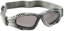 Tactical Goggles ACU Digital Camo Lightweight UV 400 Protection Rothco 10378