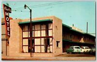 1950's Beck's Downtown Motel Harrison Street San Francisco CA Postcard