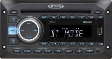 JENSEN JWM40 AM/FM/DVD/USB/AUX/MP3/Bluetooth Wallmount Stereo, 2-Speaker Zones