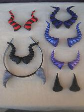 Horns-Custom Made, Dragon, Demon, Krampus, Fantasy, Cosplay, LARP, Horns