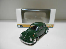 VOLKSWAGEN BEETLE COX ESCARABAJO 1300 GREEN NOREV 3 INCHES 1/64