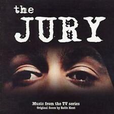 The Jury - Music From The TV Series (2002) Polydor / Music CD Disc Album (A23)