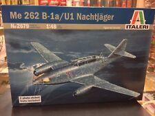 KIT MAQUETA ME 262 B-1A/U1 NACHTJÄGER 1:48 ITALERI 2679