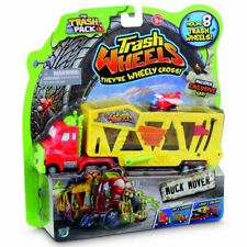 Trash Pack Trash Wheels Muck Mover Truck -includes an exclusive Trash Wheels car