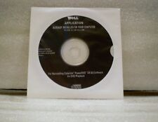 Dell CyberLink PowerDVD DX 8.0 Software CD     Y939C/Y938C  New/Sealed