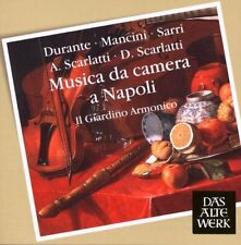 Il Giardino Armonico - Musica da camera a Napoli (DAW [CD]