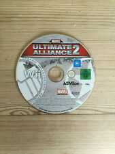 Marvel Ultimate Alliance 2 for Nintendo Wii *Disc Only*