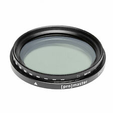PROMASTER 77MM VARIABLE ND Filter - 9566 NEW- MAKE AN OFFER