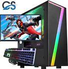 Fast Gaming Pc Computer Bundle Quad Core I5 8gb 1tb Window 10 Nvidia Gt710 2gb