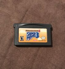 Super Mario Advance 4 Super Mario Bros 3 Nintendo Game Boy Advance GBA Authentic