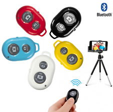 Selfie Wireless Bluetooth Remote Shutter Button For Android Iphone Samsung HTC