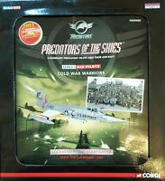 CORGI AVIATION Predators of the Skies 1:72 LOCKHEED F-104C STARFIGHTER