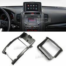 """7"""" 8 """" Upper GPS Dash Fascia Integral Integrated For KIA 2010-2012 Sorento R"""