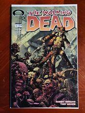 Image Comics Walking Dead #1 David Finch Variant Cover Comic Book