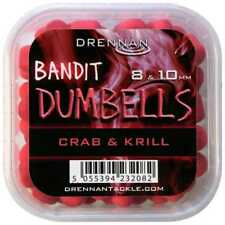Drennan Bandit Dumbells 8 & 10mm Pineapple Punch