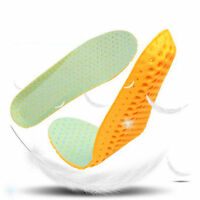 Hot 1 Pair Unisex Premium Orthotic Shoes Insoles Insert High Arch Support Pad