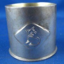 Becher Eierbecher Stamer Gravur FS 800er Silber